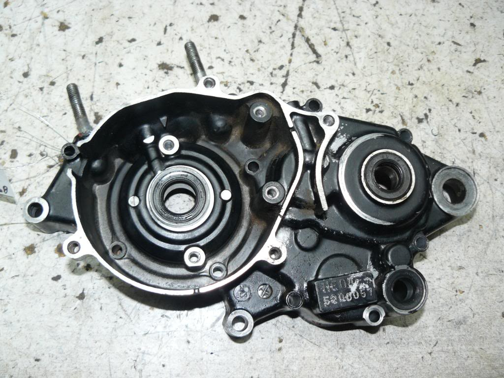 Need help identifying year of CR125 engine | Two Wheeled Texans
