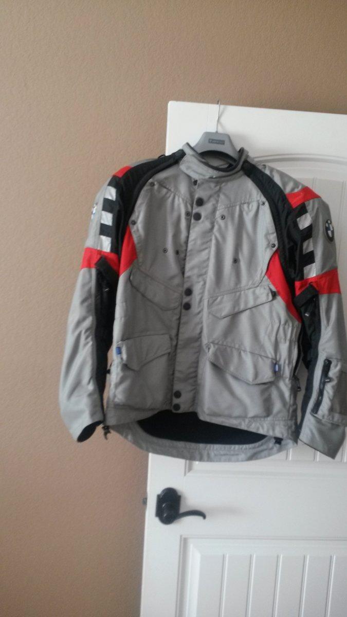 Sold Xxxx Bmw Rallye 3 Jacket Two Wheeled Texans
