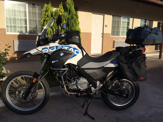 Fs 2012 G650gs Sertao In Austin Repriced Two Wheeled Texans