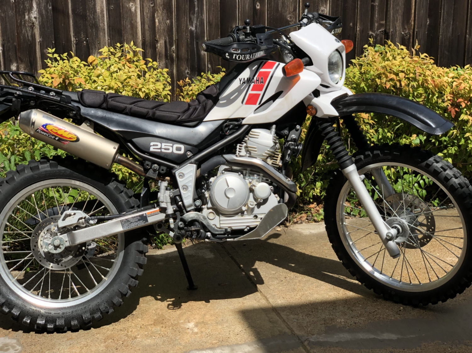 For Sale - 2013 Yamaha XT250 - $3500 OBO | Two Wheeled Texans