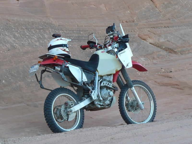 XR400 Electric Start | Two Wheeled Texans