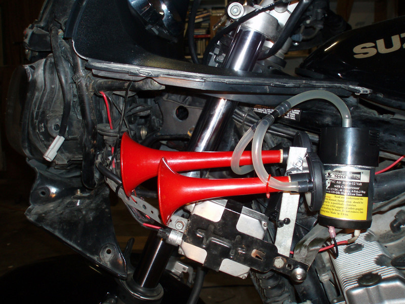 Pleasing Air Horn Install Cheap Two Wheeled Texans Wiring Digital Resources Lavecompassionincorg