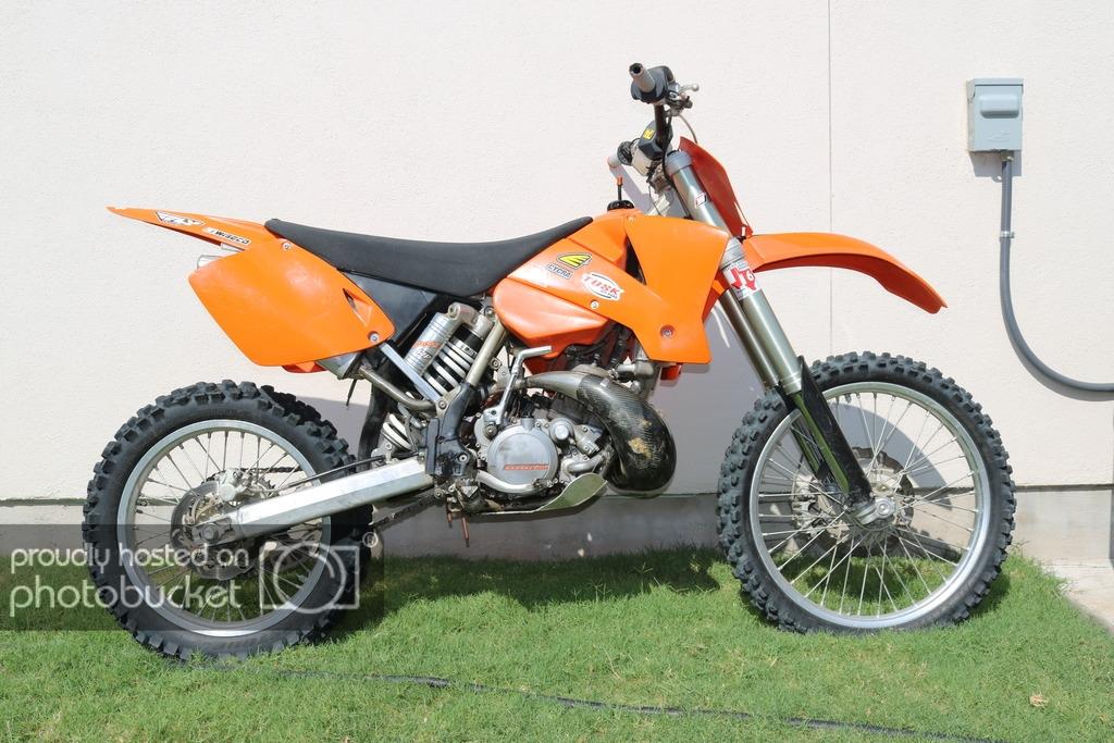 2003 Ktm 200exc 2200obo Two Wheeled Texans