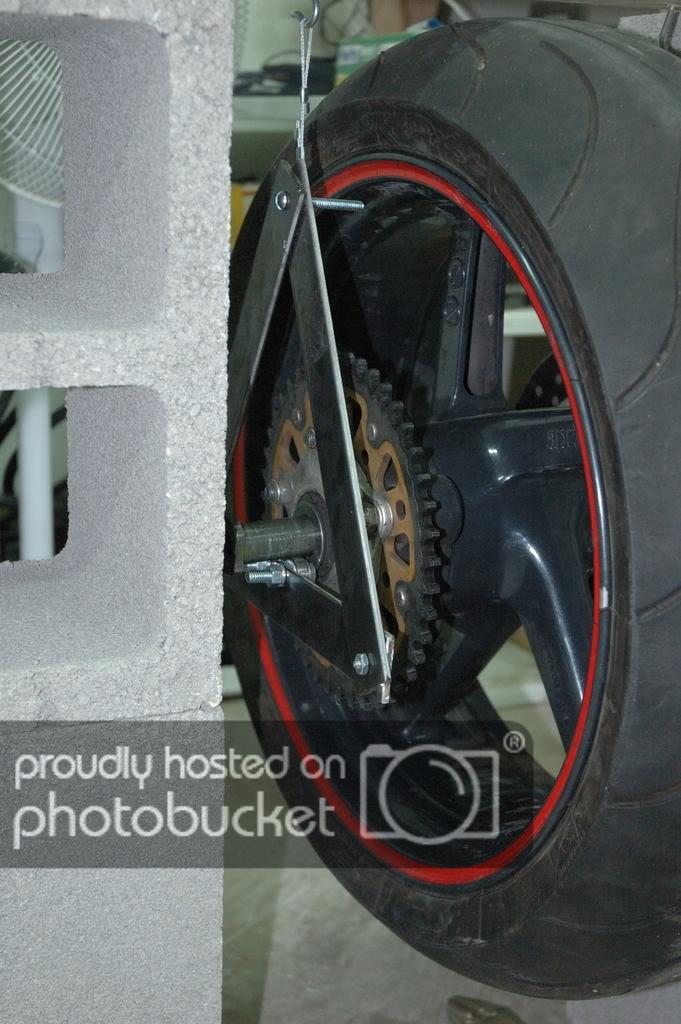 Homemade Wheel Balancer | Two Wheeled